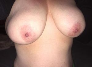 Smeka mina bröst